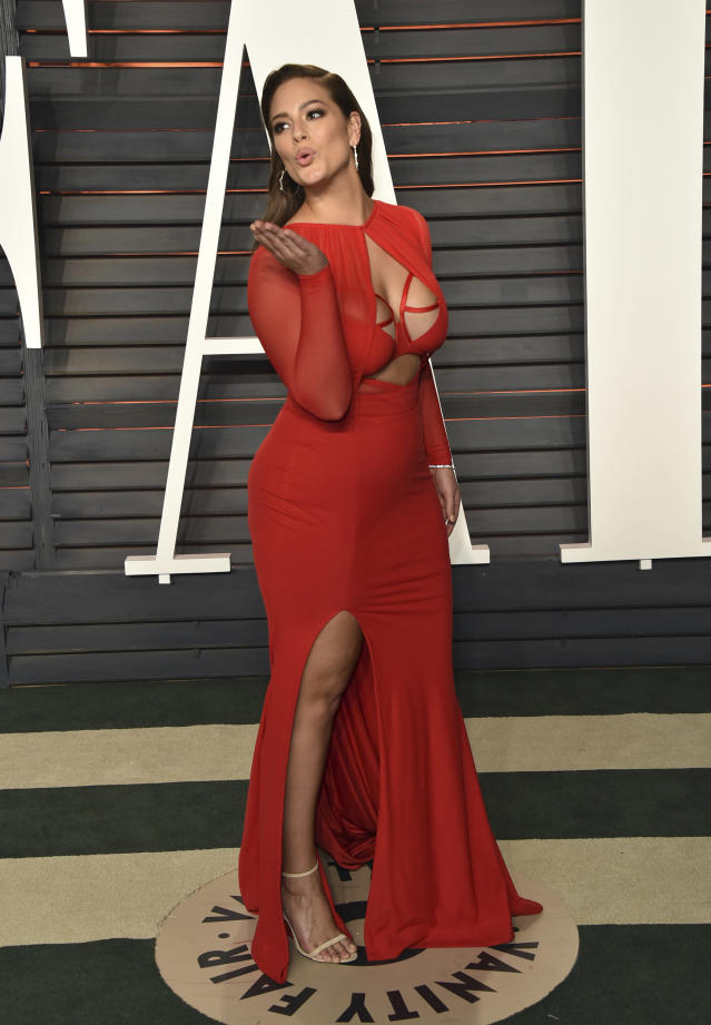 Ashley Graham (Photo: Getty Images)