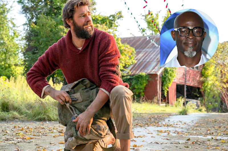Djimon Hounsou replacing Brian Tyree Henry in A Quiet Place 2