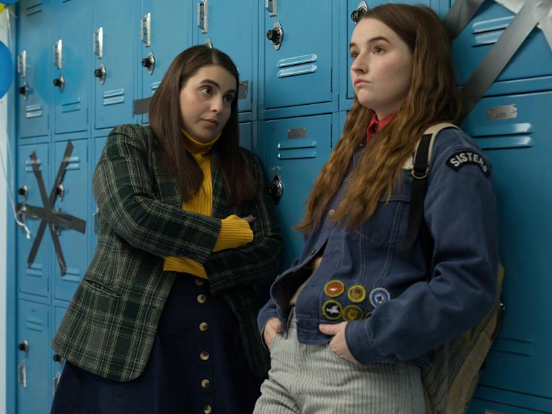 "Beanie Feldstein (l.) alias Molly und Kaitlyn Dever alias Amy in ""Booksmart"" (Bild: 2019 ANNAPURNA PICTURES, LLC. All Rights Reserved)"