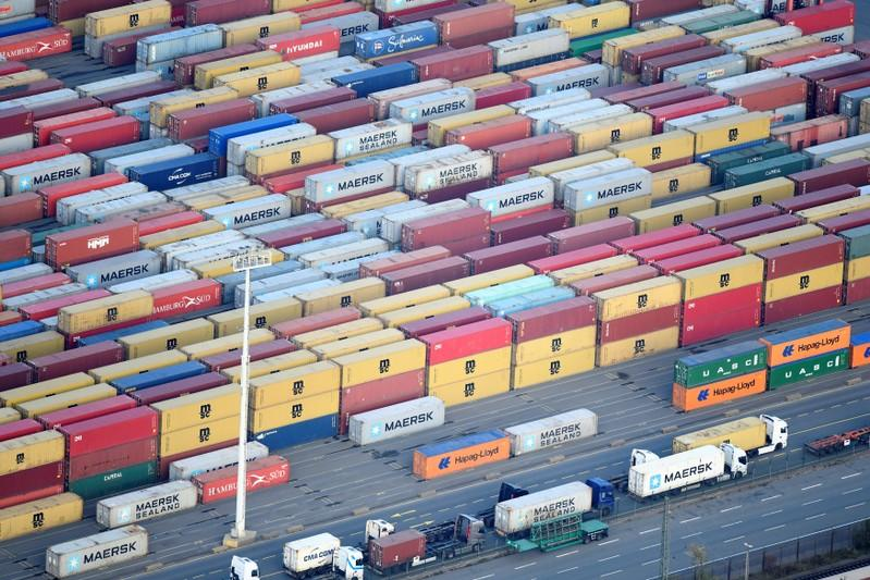 Germany dodges recession in third quarter thanks to exports, spending