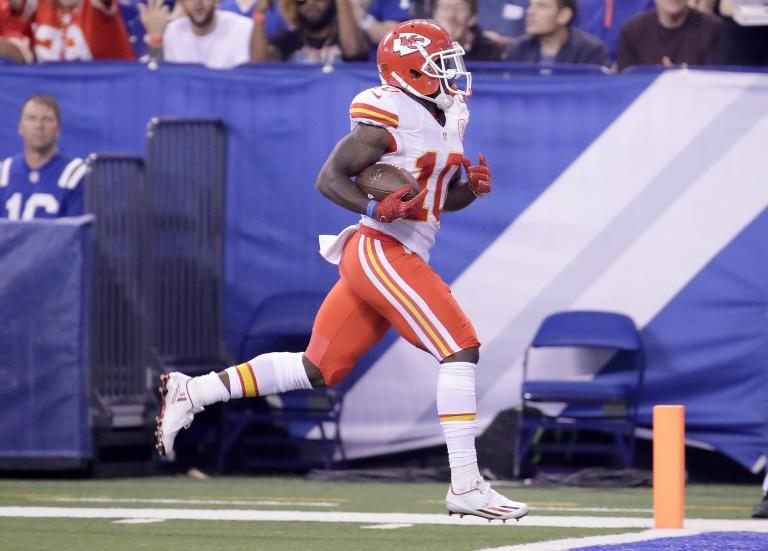 Kansas City Chiefs star Tyreek Hill is free to play in the NFL after the league said it could not be certain he had breached personal conduct regulations