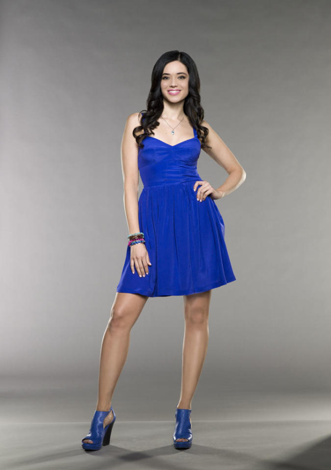 "Edy Ganem in the Lifetime series ""Devious Maids."""