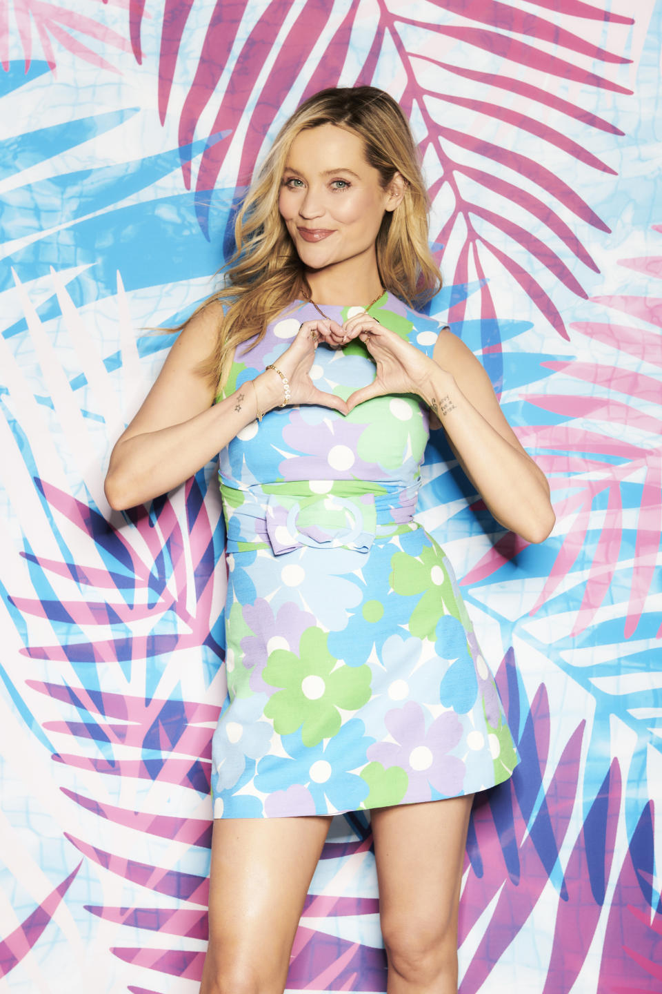 This image and the information contained herein is strictly embargoed until 22.00 Monday 21st June 2021  From Lifted Entertainment  Love Island: SR7 on ITV2 and ITV Hub new episodes are available the following morning on BritBox  Pictured: Laura Whitmore.  This photograph is (C) ITV Plc and can only be reproduced for editorial purposes directly in connection with the programme or event mentioned above, or ITV plc. Once made available by ITV plc Picture Desk, this photograph can be reproduced once only up until the transmission [TX] date and no reproduction fee will be charged. Any subsequent usage may incur a fee. This photograph must not be manipulated [excluding basic cropping] in a manner which alters the visual appearance of the person photographed deemed detrimental or inappropriate by ITV plc Picture Desk.  This photograph must not be syndicated to any other company, publication or website, or permanently archived, without the express written permission of ITV Picture Desk. Full Terms and conditions are available on the website www.itv.com/presscentre/itvpictures/terms  For further information please contact: james.hilder@itv.com / 0207 157 3052