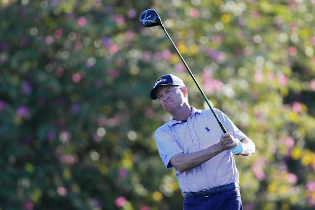 Davis Love III off to Singapore Open next week, chasing a British Open exemption