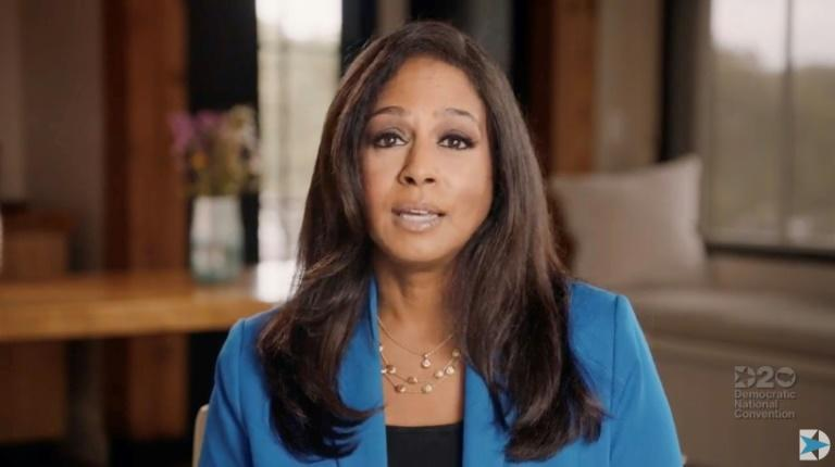 Maya Harris is the younger sister of Kamala Harris, the US Democratic vice presidential nominee