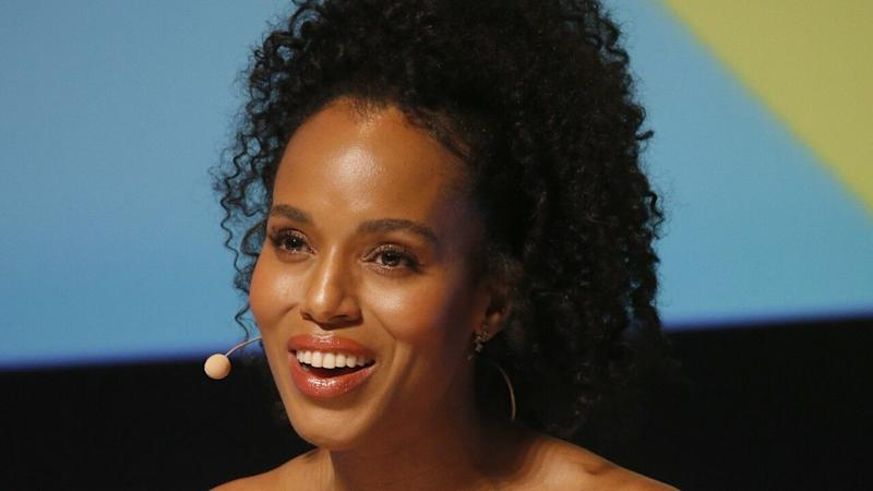 Kerry Washington Shares Her Cell Number With Fans: 'Text Me!'
