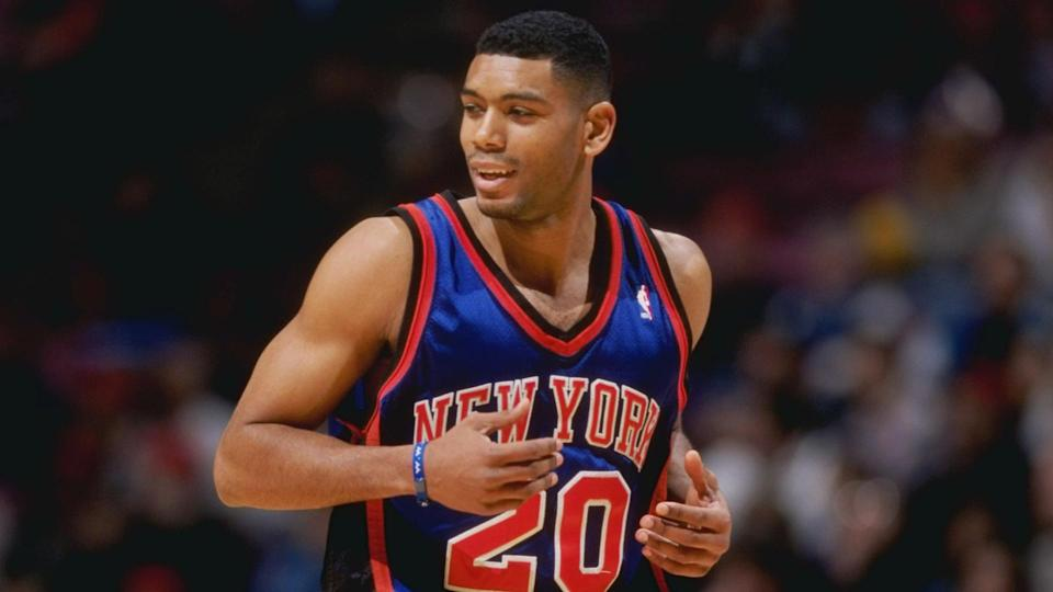 """<p>This is the first New York Knicks contract to make this list, but don't worry Knicks fans — there is plenty left to come.</p> <p>In Houston's case, it's really not fair to blame him — or even the Knicks — for the degree to which this became a huge bust. It was chronic knee pain that ultimately felled Houston, holding him to just 50 games in the third year of his deal and 20 in the fourth year (and the last of his career). All told, Houston only played in 229 of the 492 games he signed on for.</p> <p>Then again, the Knicks also didn't do themselves any favors in signing a 30-year-old to a six-year deal, with $100 million fully guaranteed.</p> <p><em><strong>Read: <a href=""""https://www.gobankingrates.com/net-worth/sports/richest-athletes-in-the-world/?utm_campaign=1053693&utm_source=yahoo.com&utm_content=22"""" rel=""""nofollow noopener"""" target=""""_blank"""" data-ylk=""""slk:Today's Richest Athletes in the World"""" class=""""link rapid-noclick-resp"""">Today's Richest Athletes in the World</a></strong></em></p> <p><small>Image Credits: Ezra Shaw / Getty Images</small></p>"""