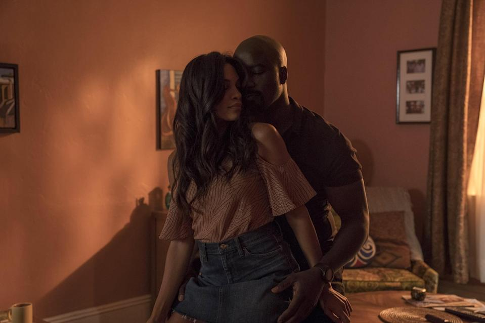"""<p>If you're a fan of <strong>Jessica Jones</strong>, then you need to be watching this action-packed drama that follows Luke Cage (played by Mike Colter), Jessica's old ex, on a whole new adventure. After an experiment gone wrong, Cage became equipped with superhuman strength and unbreakable skin, allowing him to be a hero and embark on more than a handful of sexy escapades.</p> <p><a href=""""https://www.netflix.com/title/80002537"""" class=""""link rapid-noclick-resp"""" rel=""""nofollow noopener"""" target=""""_blank"""" data-ylk=""""slk:Watch Marvel's Luke Cage on Netflix now"""">Watch <strong>Marvel's Luke Cage</strong> on Netflix now</a>.</p>"""