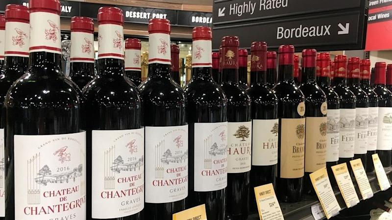 French wine industry braces for tough year as US tariffs bite