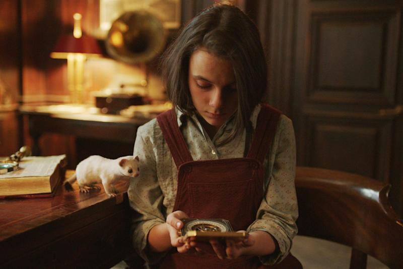His Dark Materials Review A Fantasy That Keeps Too Many