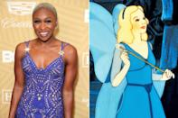 "<p><a href=""http://ew.com/tag/cynthia-erivo"" rel=""nofollow noopener"" target=""_blank"" data-ylk=""slk:Cynthia Erivo"" class=""link rapid-noclick-resp"">Cynthia Erivo</a> will add to her expanding filmography with the role of the Blue Fairy, who brings Pinocchio to life and eventually makes him a real boy. Presumably, she'll bring her talented vocal pipes to the role as well; perhaps she'll be the one to perform ""When You Wish Upon a Star.""</p>"