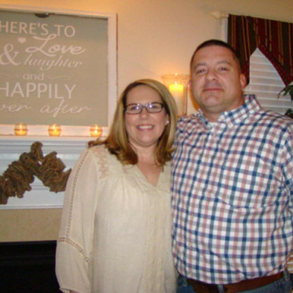 Jeff and Amee Hager