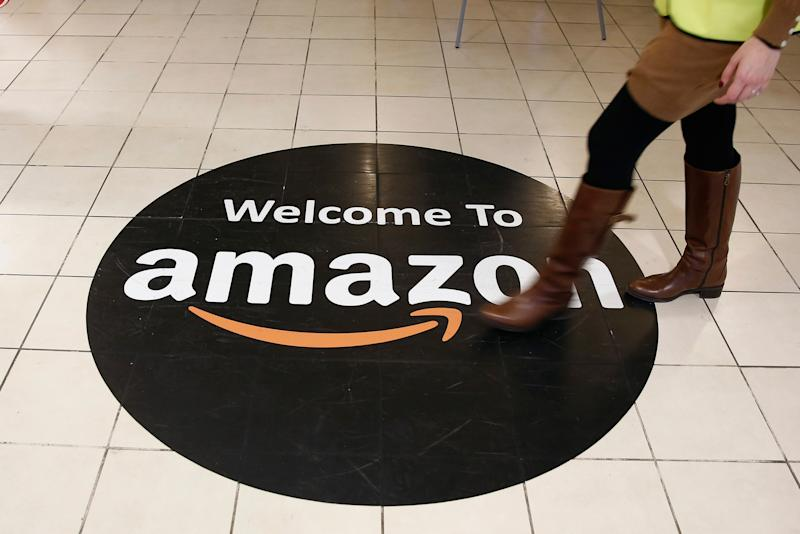 A fake Amazon ad tried to scam users before Black Friday