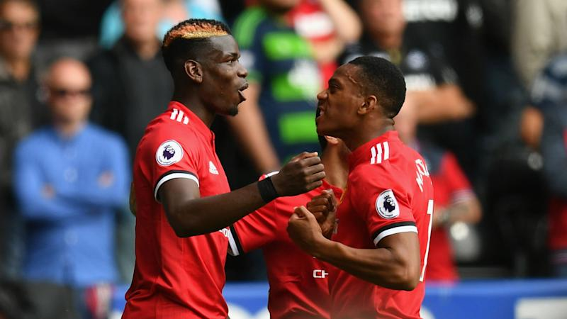 Martial backs Pogba for Ballon d´Or within five years