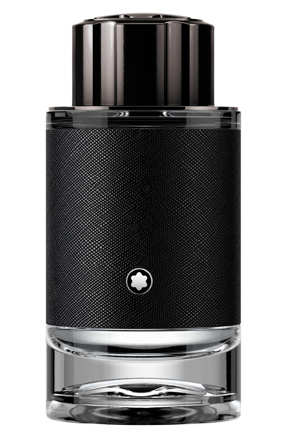 """<p><strong>MONTBLANC</strong></p><p>nordstrom.com</p><p><strong>$98.00</strong></p><p><a href=""""https://go.redirectingat.com?id=74968X1596630&url=https%3A%2F%2Fshop.nordstrom.com%2Fs%2Fmontblanc-explorer-eau-de-parfum%2F5365258&sref=https%3A%2F%2Fwww.countryliving.com%2Fshopping%2Fg32451842%2Ffather-in-law-gifts%2F"""" rel=""""nofollow noopener"""" target=""""_blank"""" data-ylk=""""slk:Shop Now"""" class=""""link rapid-noclick-resp"""">Shop Now</a></p><p>Set your father-in-law up with a new signature scent like this woody, aromatic, and leathery eau de parfum from Montblanc that includes notes of begamot, vetiver, and patchouli.</p>"""