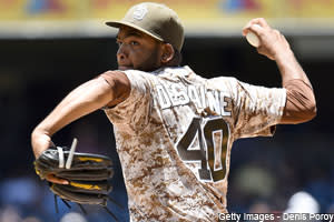 Nate Grimm takes a look at Odrisamer Despaigne's fast -- and nearly historic -- start, Huston Street's new digs and more in Monday's Daily Dose