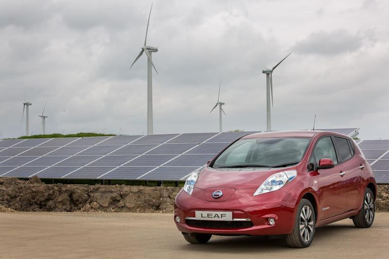 The Leaf has been a hugely successful car for Nissan