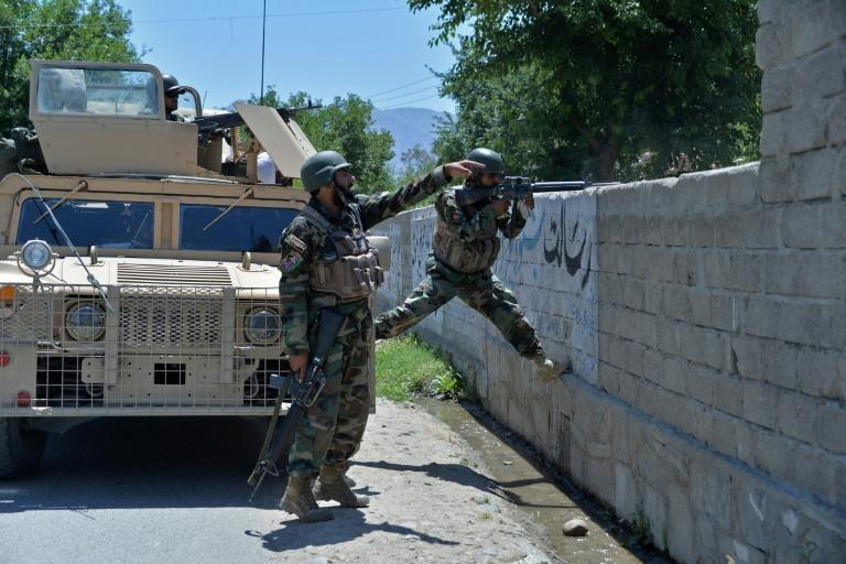 The attack on Mihtarlam comes as the Taliban push on in efforts to capture new territory