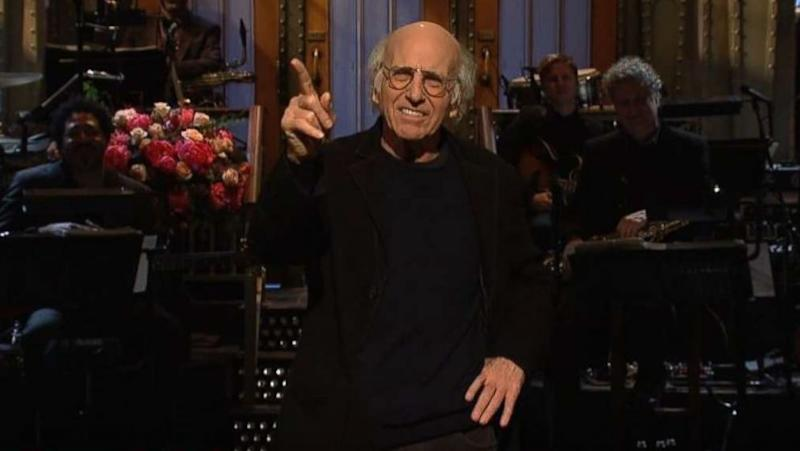 Larry David criticized for concentration camp joke on 'Saturday Night Live'