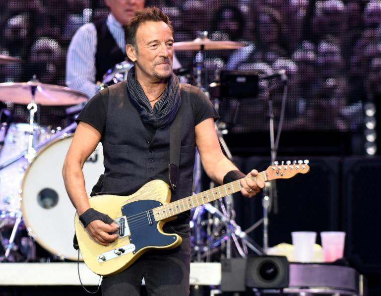 Bruce Springsteen, seen during a 2016 appearance in San Sebastian, Spain, narrates a new video in favor of Joe Biden's presidential candidacy