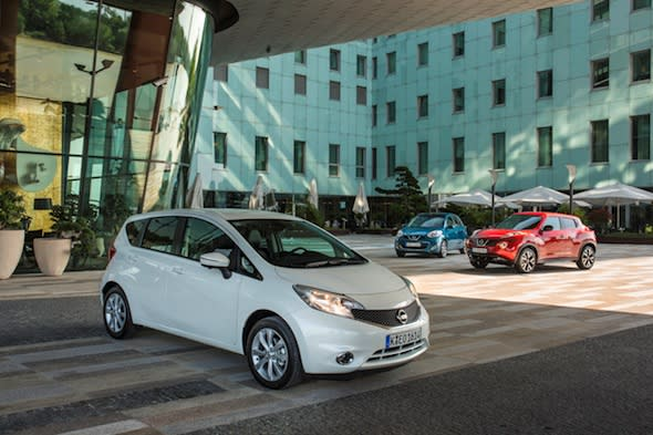 First drive: Nissan Note