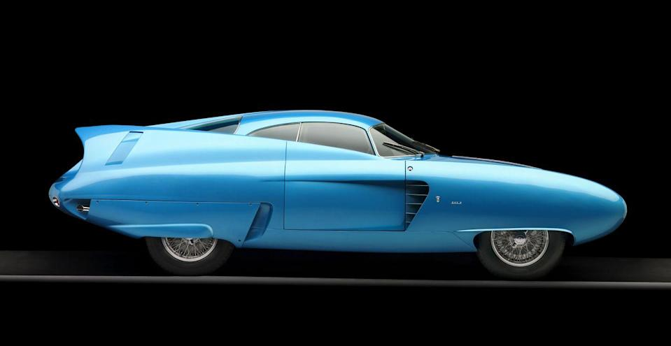 Photo credit: Ron Kimball © 2020 Courtesy of RM Sotheby's