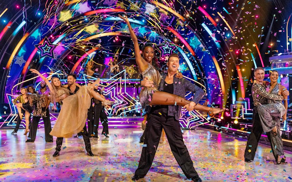 Strictly - Guy Levy/BBC
