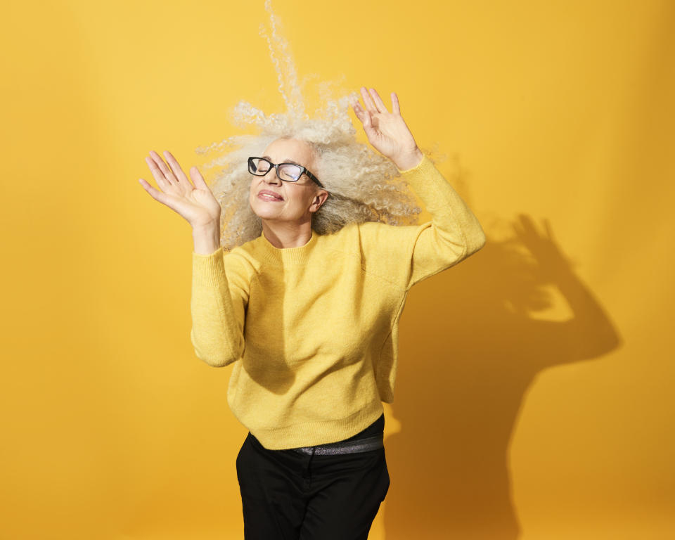 Dancing may keep post-menopausal women happy, and confident, into old age. (Posed by a model, Getty Images)