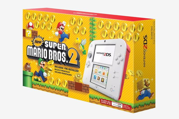 nintendo 2ds free game bundle deal 2