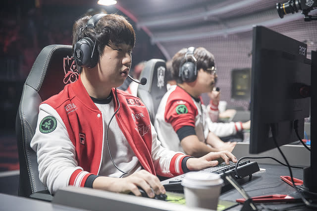 Duke will join Invictus Gaming for the coming LPL season (lolesports flickr).