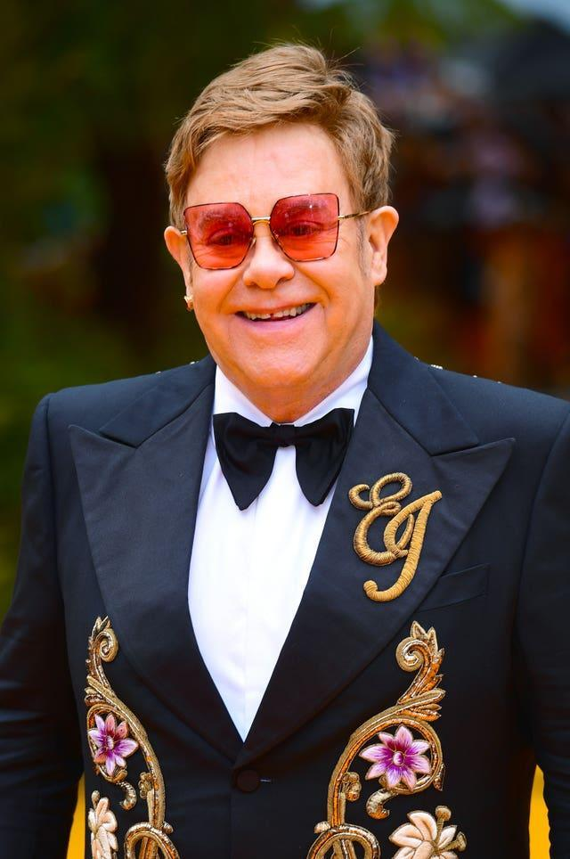 Sir Elton John has also criticised the deal