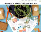 """<p><strong>HortikiPlants</strong></p><p>etsy.com</p><p><strong>$49.99</strong></p><p><a href=""""https://go.redirectingat.com?id=74968X1596630&url=https%3A%2F%2Fwww.etsy.com%2Flisting%2F862018581%2Forganic-carrots-gardening-kit&sref=https%3A%2F%2Fwww.redbookmag.com%2Flife%2Fg36197361%2Fhousewarming-gifts%2F"""" rel=""""nofollow noopener"""" target=""""_blank"""" data-ylk=""""slk:BUY NOW"""" class=""""link rapid-noclick-resp"""">BUY NOW</a></p><p>If they've always wanted to grow their own food at home, this gardening kit is a good place to start.</p>"""