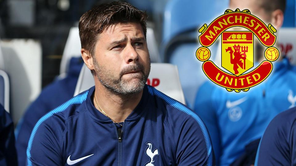 Mauricio Pochettino is being linked with the Manchester United job