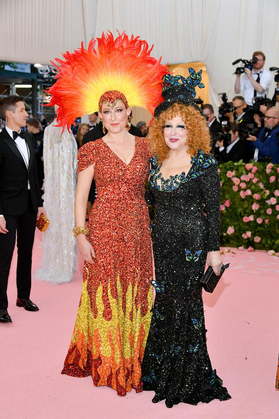 """<h1 class=""""title"""">Sophie von Haselberg and Bette Midler in Michael Kors Collection</h1><cite class=""""credit"""">Photo: Getty Images</cite>"""