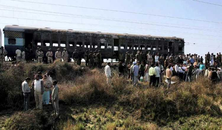 Samjhauta blast case: Swami Aseemanand, 3 others acquitted