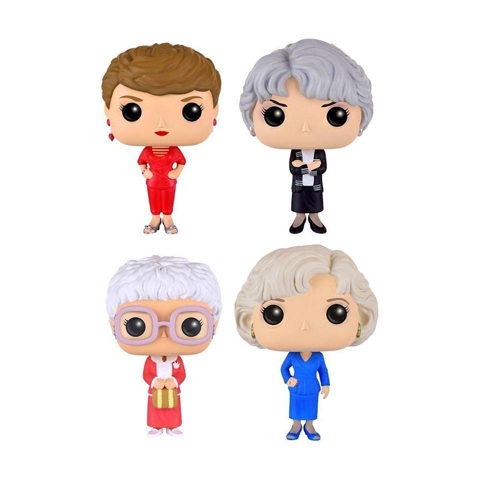 """<p><strong>Funko</strong></p><p>amazon.com</p><p><a href=""""https://www.amazon.com/dp/B01F6W8OIG?tag=syn-yahoo-20&ascsubtag=%5Bartid%7C2089.g.2706%5Bsrc%7Cyahoo-us"""" rel=""""nofollow noopener"""" target=""""_blank"""" data-ylk=""""slk:Shop Now"""" class=""""link rapid-noclick-resp"""">Shop Now</a></p><p>Playing with dolls is socially acceptable when it's these figurines, right?</p>"""