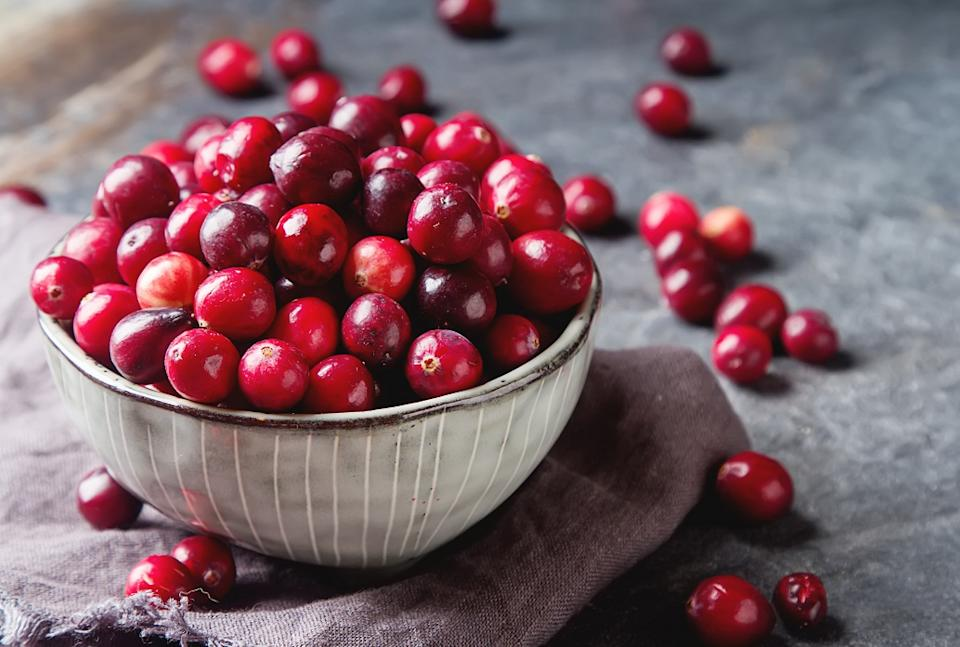 Cranberries especially those grown close to the sea like Cape Cod cranberries, contain abundant amounts of iodine and around 100 grams of cranberries can provide 400 mcg of iodine