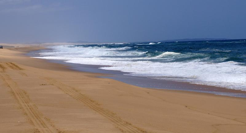 The catamaran was found about 12 kilometres off Stockton Beach in NSW. Source: Getty/file