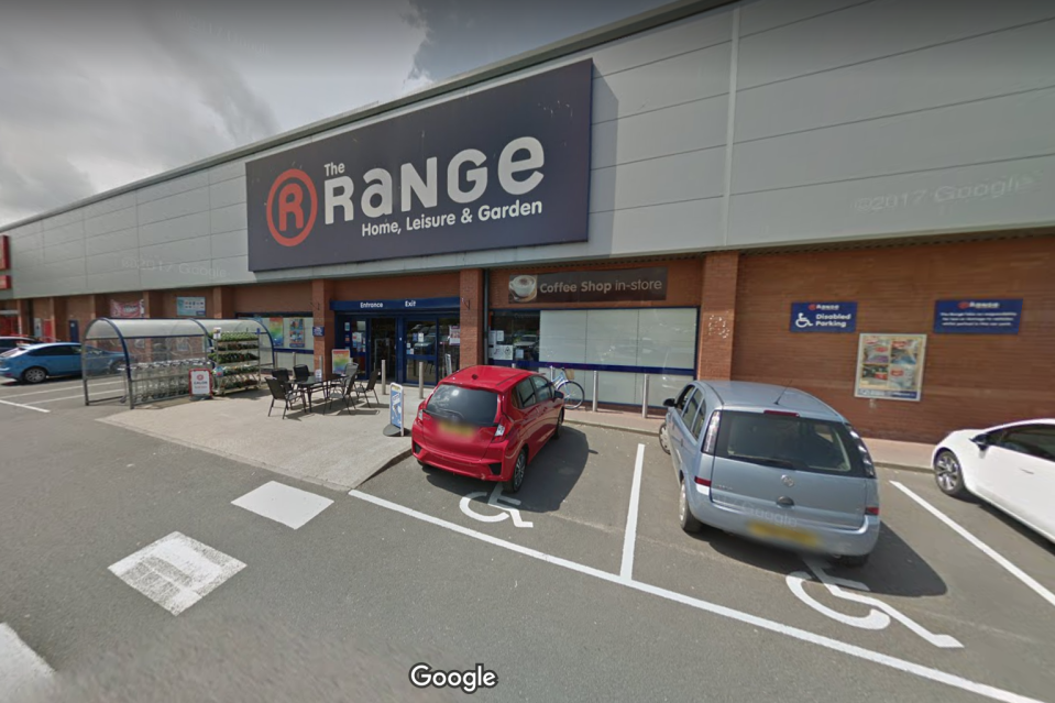 The Range store in King's Lynn [Photo: Google Maps]