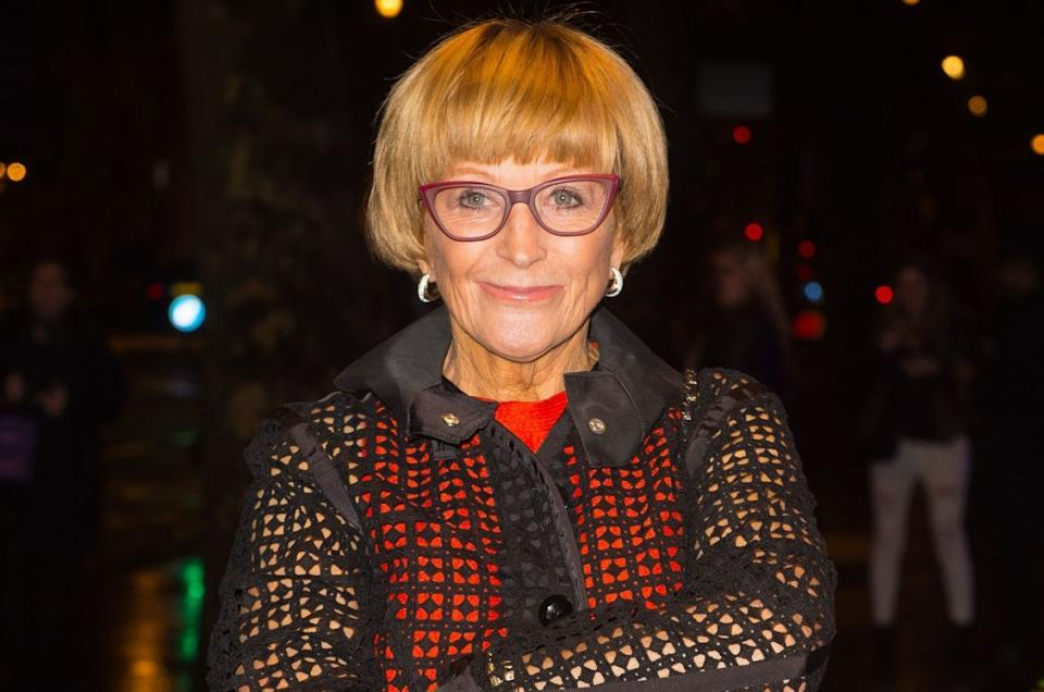Anne Robinson is the new host of Countdown. (Getty)