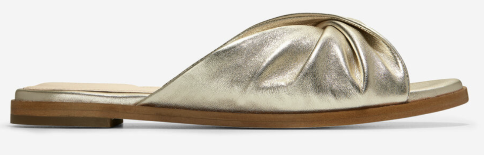 The ultimate summer slide. (Photo: Cole Haan)