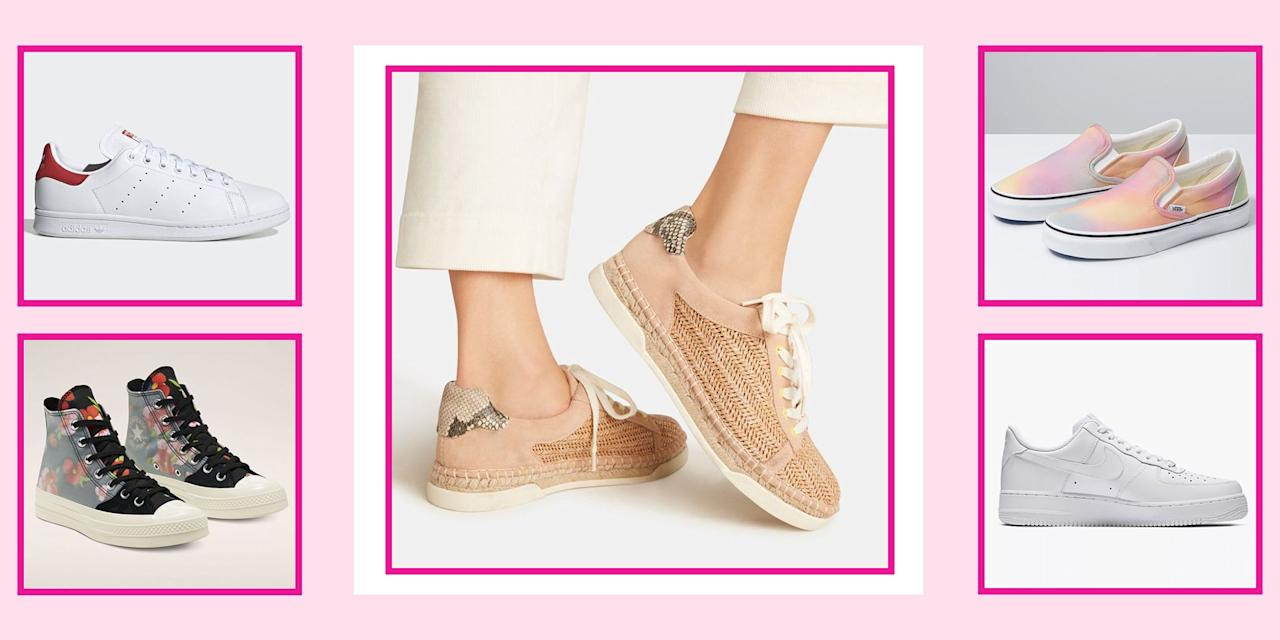 """<p>Sneakers are an essential in everyone's closet. They used to be boring gray lace-ups reserved for volleyball practice, but now streetwear kicks are the shoe of choice for when you want to look Instagram-chic. In 2020, sneakerheads are wearing the shoe with every type of outfit – <a href=""""https://www.seventeen.com/prom/prom-style/g31020325/prom-sneakers/"""" target=""""_blank"""">even to prom</a>. Though sneakers are known for comfort, not every sneaker brand serves a cushy shoe. Well not when it comes to these brands. </p><p>These amazing sneaker brands have really kept their classic styles, but have modernized them over time, creating tons of <a href=""""https://www.seventeen.com/fashion/style-advice/g30173289/sneaker-trends-2020/"""" target=""""_blank"""">trendy sneakers</a>. No more """"beauty is pain."""" Try """"beauty is painless."""" From Nike, Vans, PUMA, and more – these are the best sneaker brands to shop. </p>"""