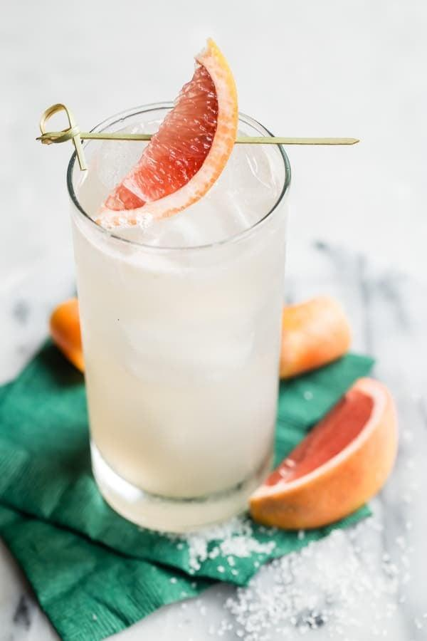 """<p>Move over margarita, the paloma has come to play! This refreshing libation has an irresistible appeal, thanks to the effortless mix of tequila blanco and grapefruit soda. These drinks pair well with spicy food and warm weather, so you can enjoy it on any summer afternoon you please.</p> <p><strong>Get the recipe</strong>: <a href=""""https://www.popsugar.com/buy?url=https%3A%2F%2Fwww.culinaryhill.com%2Fpaloma-cocktail%2F&p_name=paloma&retailer=culinaryhill.com&evar1=yum%3Aus&evar9=47471653&evar98=https%3A%2F%2Fwww.popsugar.com%2Ffood%2Fphoto-gallery%2F47471653%2Fimage%2F47473184%2FArizona-Paloma&list1=cocktails%2Cdrinks%2Calcohol%2Crecipes&prop13=api&pdata=1"""" class=""""link rapid-noclick-resp"""" rel=""""nofollow noopener"""" target=""""_blank"""" data-ylk=""""slk:paloma"""">paloma</a></p>"""