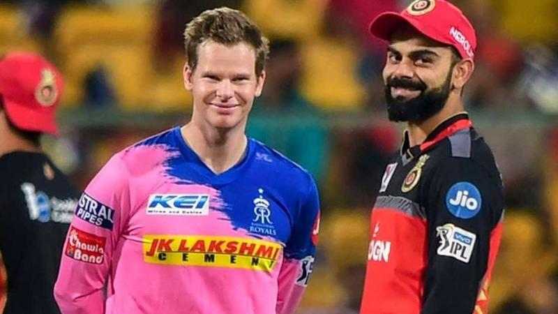 How to Watch RR vs RCB IPL 2020 Live Streaming Online in India? Get Free Live Telecast Rajasthan Royals vs Royal Challengers Bangalore Dream11 Indian Premier League 13 Cricket Match Score Updates on TV