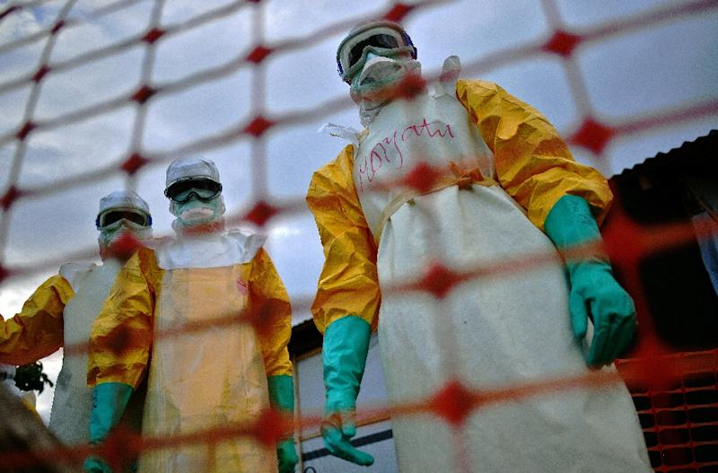 Liberia was the country worst hit by a two-year Ebola outbreak that saw 4,800 deaths (AFP Photo/Carl de Souza)