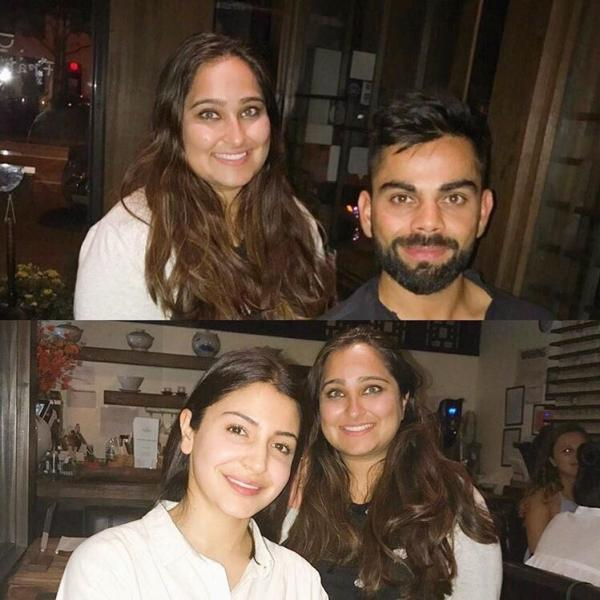 PICS: Check what Anushka Sharma and Virat Kohli are up to in NYC