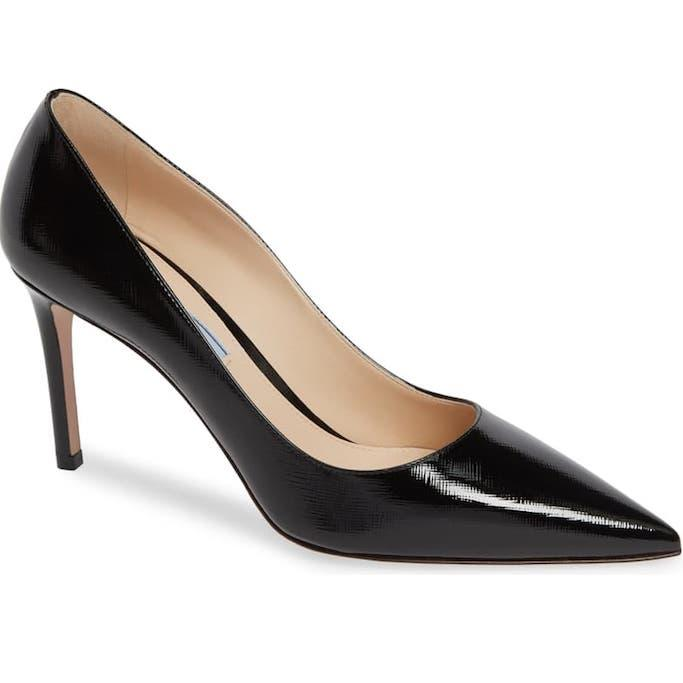 Prada-Pointy-Toe-Shoe