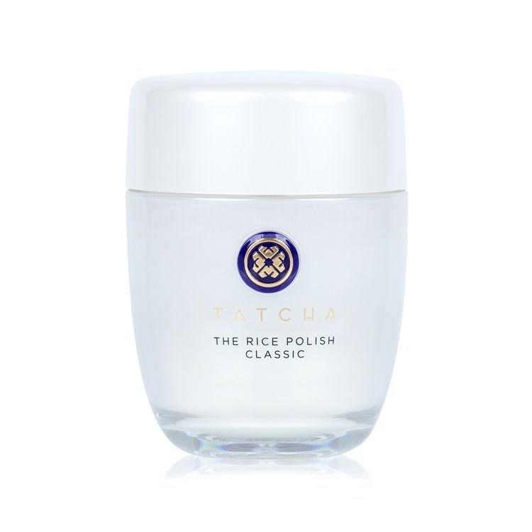 """The Duchess of Sussex has sung praises for this best-selling exfoliant from J-Beauty-inspired brand Tatcha—and for good reason. Japanese rice bran and papaya enzymes help improve skin texture for smooth, clear radiance. $65, Tatcha. <a href=""""https://www.tatcha.com/product/CL-POWDER-V2.html#q=rice%2Benzyme%2B&lang=default&start=1"""">Get it now!</a>"""