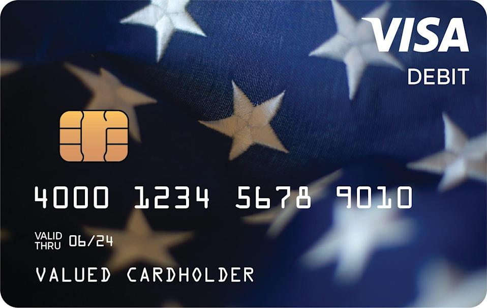 About 8 million prepaid debit cards will be sent out in January to pay out the second round of stimulus payments to some people.