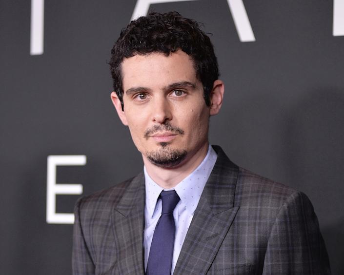 "Damien Chazelle attends the ""First Man"" premiere on Oct. 4, 2018 in Washington, DC.<span class=""copyright"">Getty Images—2018 Getty Images</span>"